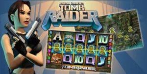 Inimitable Video Games - Lara Croft Tomb Raider Slot