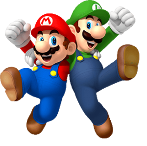 Best Video Game Characters of Old Mario Bros