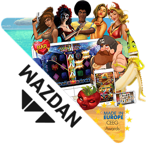 Wazdan coming up Fast in the Online Casino Software Industry
