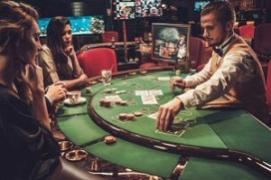 Live Casino Table Games launch at Toronto's Casino Woodbine