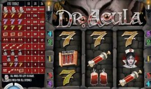 Rival Gaming launches New Scary Slots Theme, Dr. Acula Slot