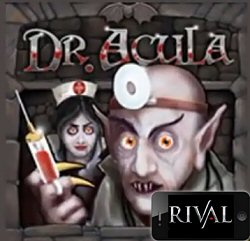 Review of Dr. Acula Online Slot, Rival's new Halloween Slots for 2018