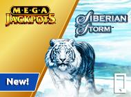 Siberian Storm MegaJackpots Slot