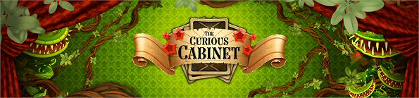Exploring The Curious Cabinet Online Slots Game from Iron Dog Studio