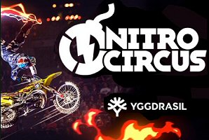 Yggdrasil Blasts Away the Competition with Nitro Circus Online Slot
