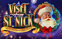 A Visit from St. Nick Newest Christmas Slot Machines Online
