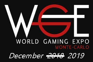 Live online and mobile gambling technology trade show World Gaming Expo 2018 moved to 2019