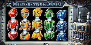 NetEnt melds Past & Future Slot Themes in Wild-O-Tron 3000