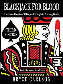 Bryce Carlson's Omega II Card Counting System for Advanced Players