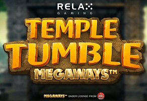 Relax Gaming releases new 6x6 Reel Temple Tumble Megaways Online Slot