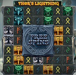 Red Tiger Gaming's All New Thor's Lightning Slot