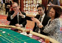 Baccarat is the Best Bet for First-Time Casino Goers