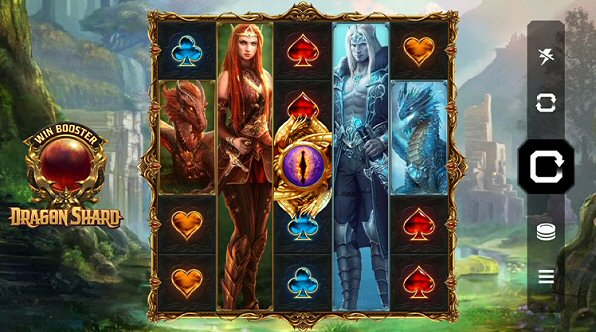 Dragon Shard by Stormcraft Studios now at Microgaming Casinos