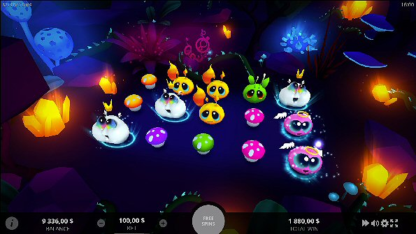 Evoplay wins Spinnovator Award for Sprinkle Slot Machine