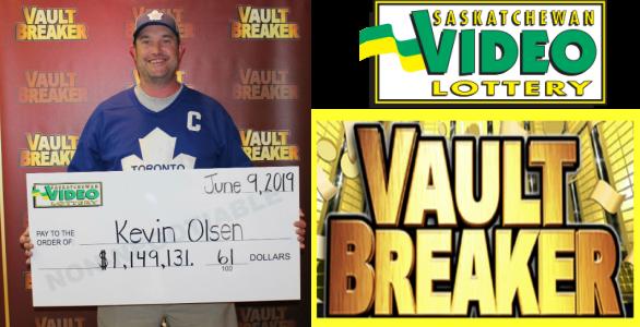 Saskatoon Man Celebrates $1.14M Vault Breaker Jackpot Win