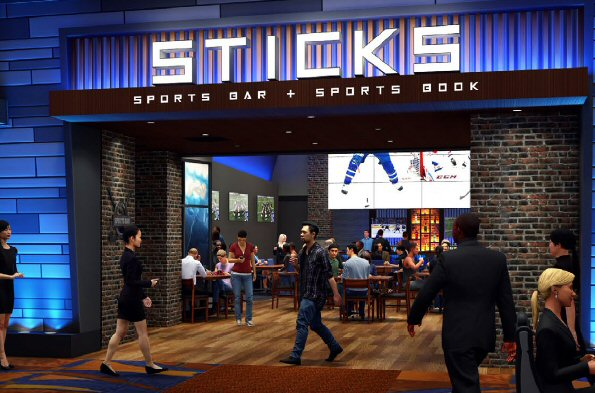 Canada's TSG to supply Sportsbook for NY's Mohawk Casino, Poker to Follow?