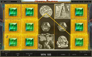 Mystery of Eldorado Online Slot Free Games Feature