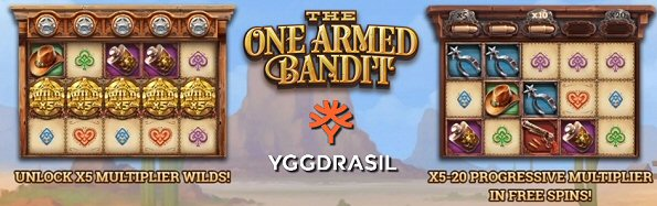The One Armed Bandit Slot Review
