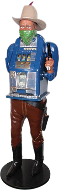 One Armed Bandit Slot Machines