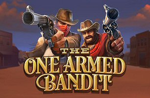 Irony on the Range: The One Armed Bandit Online Slot from Yggdrasil