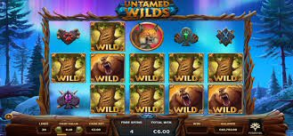 Untamed Wilds Slot by Yggdrasil Gaming