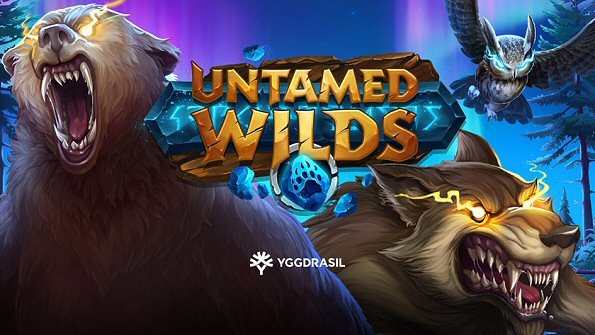 Yggdrasil Mobile Slots Portfolio gets Vicious with New Untamed Wilds
