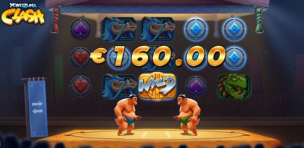 Yokozuna Clash Slot among Newest Games from Yggdrasil