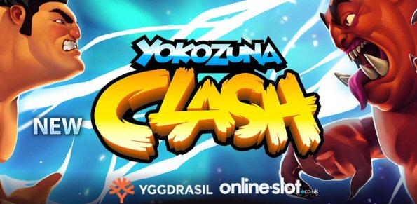 Yggdrasil's new Sumo Wrestling Themed Online Slot, Yokozuna Clash