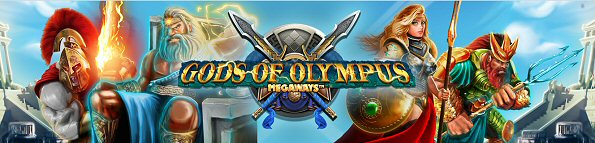 Blueprint's Greek Mythology Slots gets Megaways Expansion