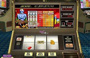 Progressive Millionaire Genie Spews $1.4 Million Jackpot from Lamp