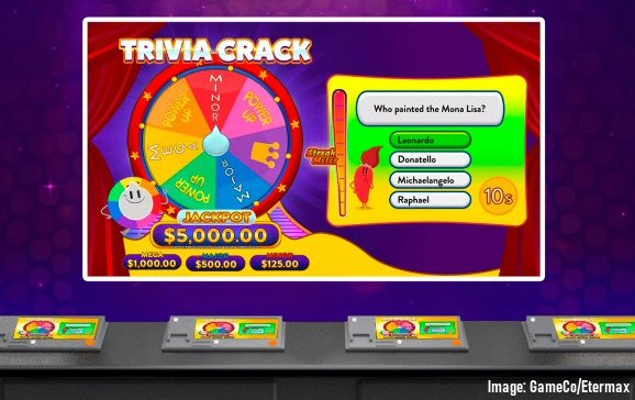 Future of Casinos: Betting on Trivia Crack Video Gambling Machines