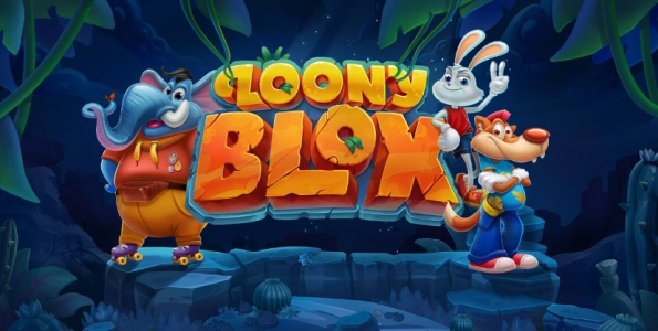 Loony Blox Slot – A Crazy Fun High Limit Slot Machine from Habanero Systems